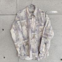 柄シャツ gdv303
