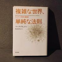 [ 複雑な世界、単純な法則 ]     著: マーク・ブキャナン