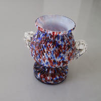 "Vintage Flower  Vase ""P"""