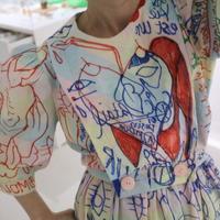"""VAVA DUDU""""Multiboder dress"""""""
