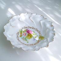 Vintage white bowl