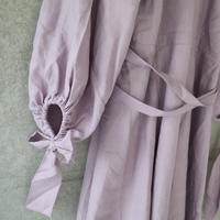 "Linen Dress""lavender"""