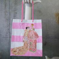 BIRDMAN&GIGINA  ART BAG