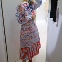 "VAVA DUDU ""light blue dress"""