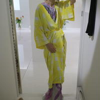 """SUKU""Sunday Robe Dress"