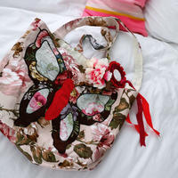 BIG BUTTERFLY BAG  『THE MAGPIE & THE WARDROBE』