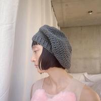 Hat Bonia Style Beret in Crochet