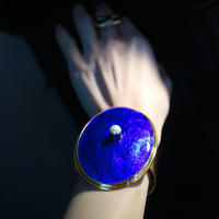 Big Blue Bangle
