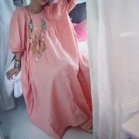 Raama Dress-13.Coral Pink-A