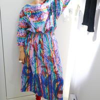 "VAVA DUDU""Multistripe Dress"""