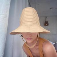 Letizia  Hat BISCUIT