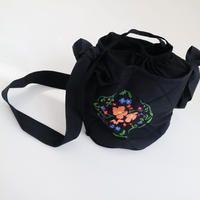 FLOWER MOTIF BAG