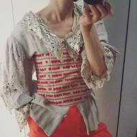 Love is blind corset