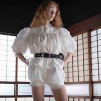 Princess  tuck blouse
