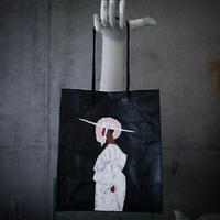 "BIRDMAN & GIGINA ART BAG""emerald"""