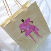BIRDMAN ART BAG