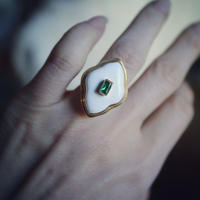 Geometric Motif Ring
