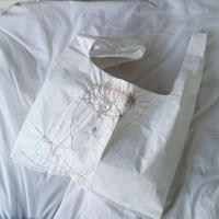"Luxury Marche Bag L ""white"""