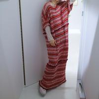 """SIIILON""knit dress"