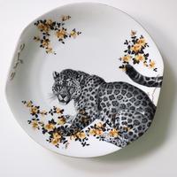 """vintage porselein plate""【B】"