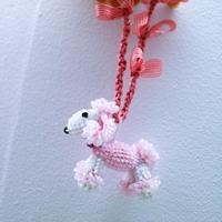 Ornella Asosio  Poodle necklace
