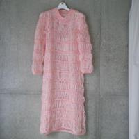 Silent knit  dress