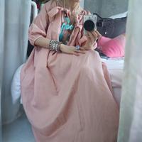Raama Dress-14.Coral Pink-B