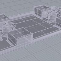 3Dデータ 3060 3030 アルミフレームキャップ
