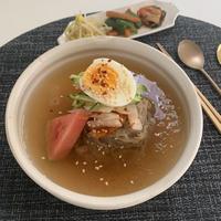 kagen冷麺定食 7/26(月)12:15〜