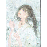 高久梓 複製原画 「永訣の朝]