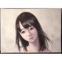 田中黎嘉 美少女に会いたいⅡ展示作品 「あなたに会いたい」