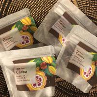自然栽培カカオ豆