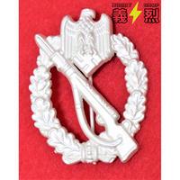 【精巧複製品】WW2ドイツ軍歩兵突撃章