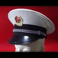 中国人民解放軍  八七式海軍将校用制帽