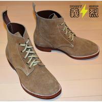【高級複製品】日本陸軍兵用編上靴 軍靴
