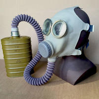 中国人民解放軍T1型防毒面具(ガスマスク)