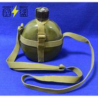 【実物】中国人民解放軍65式水筒60年代製(69年製)