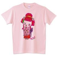 girlちゃんTシャツ(町娘ガール)