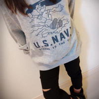 kids☻U.S.NAVY sweat