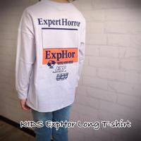 KIDS ExpHor Long T-shirt