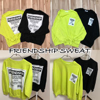 FRIENDSHIP SWEAT