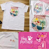 KIDS  PINK  PANTHER  T-shirt