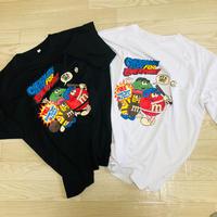 m&m's  BIG  Tシャツ