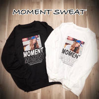 MOMENT SWEAT