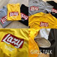 Lazy Tシャツ