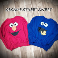 SESAME STREET SWEAT