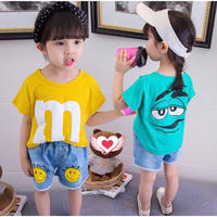 KIDS m&m's 半袖Tシャツ
