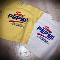 KIDS  PEPSI  T shirt