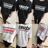 CRUSH  Tシャツ