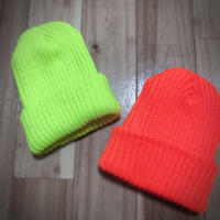 neoncolor ニット帽